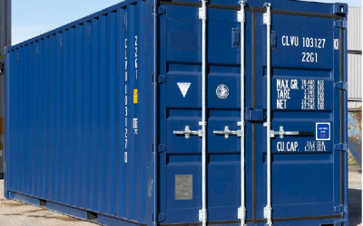 New 20ft x 8ft 'One Trip' Shipping Container