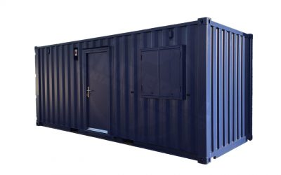 New 20ft x 8ft Containerised Office