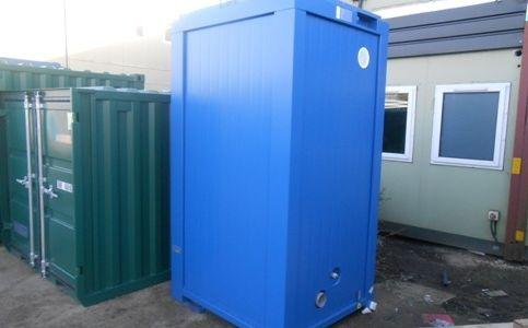 New 5ft x 4ft Single Mains Toilet