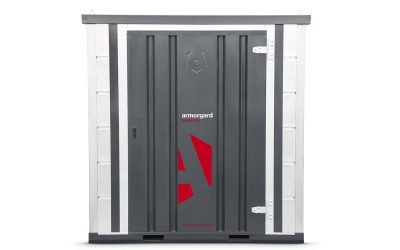 Armorgard Flat Pack Storage Container – 4m