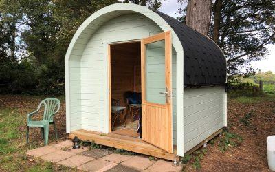 New Garden Room