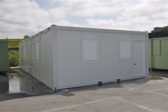New 5 bay Modular Office
