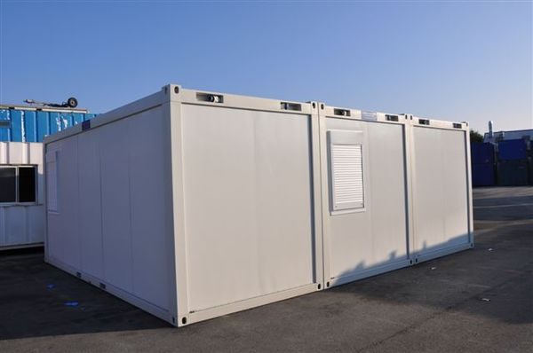 New 3 bay Modular Office