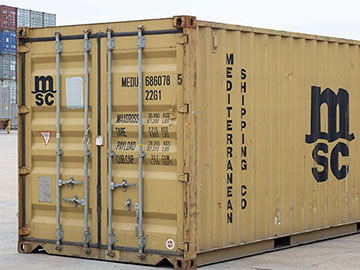 cabin container north east