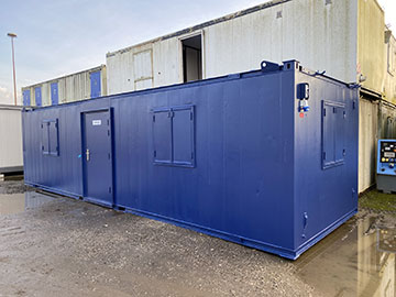 office container north east